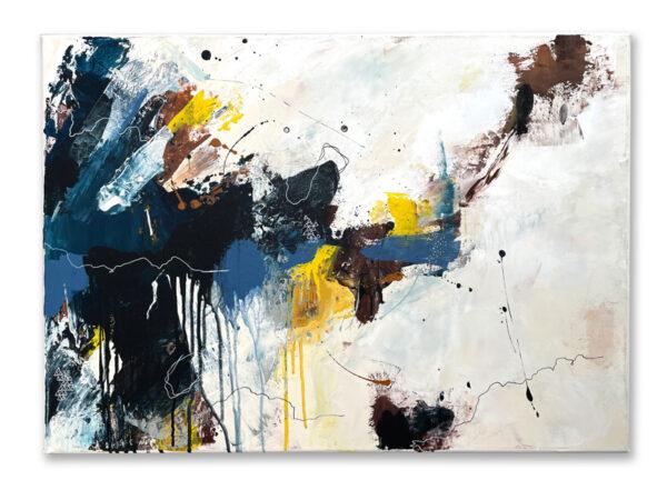 Acrylic op doek 70 x 50 cm